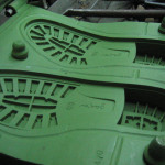 Shoe Bottom Outsole molds