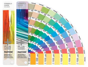 Tools every shoe designer will need Pantone books
