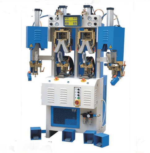 Shoe factory equipment heel forming machine
