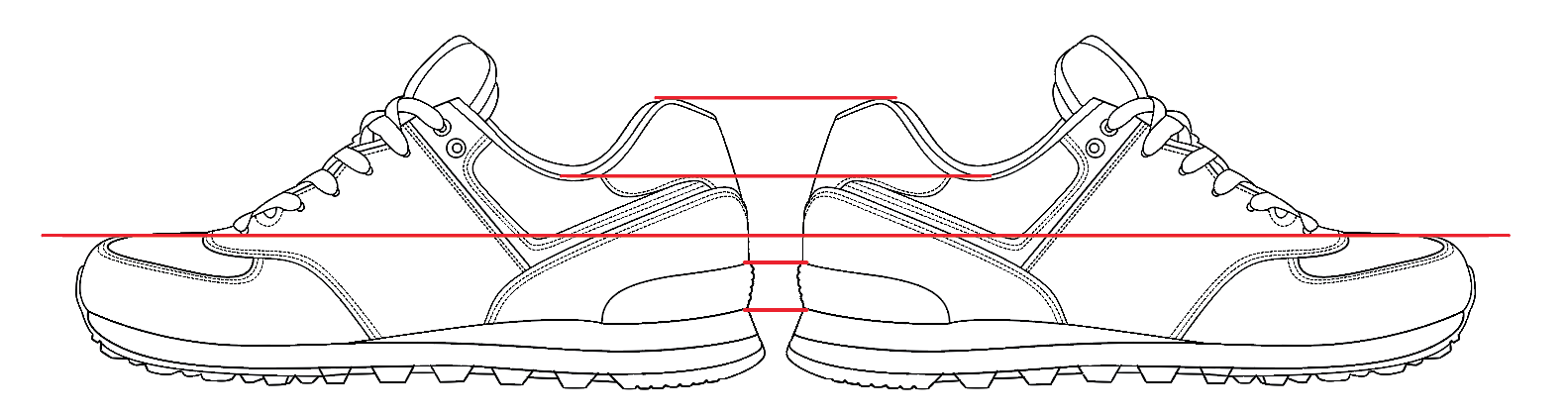 Shoe Anatomy: The Basics On Quality Footwear Construction