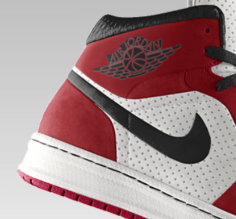 Nike ID Air Jordan 1 Design