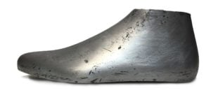 Soild_Shoe_last_Metal