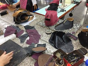 Custom Shoe Factory