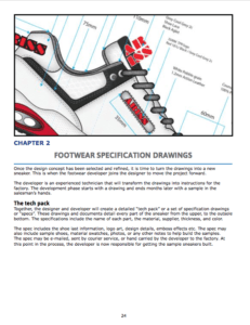 Chapter 2 : footwear Specification drawings How to make a factory ready specification drawing What to include in a specification