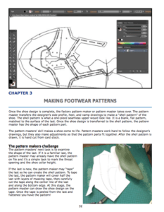 Chapter 3 : Making Footwear Patterns Shoe designer vs pattern maker The pattern maker's challenge