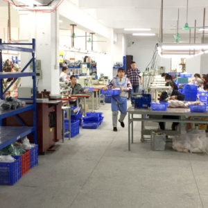 Tour a shoe factory making Women's High Heel shoes