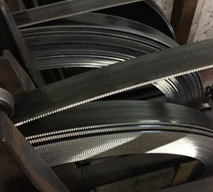 Photo of steel for cutting dies