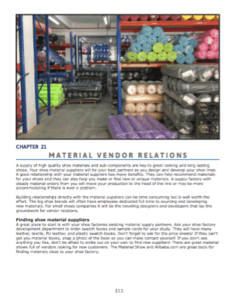 Material vendor relations  How to get the most from your material vendors.