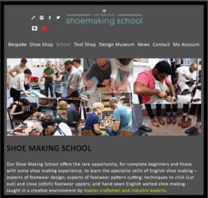 shoemaking blogs, shoe blogger
