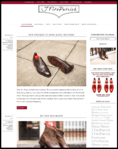 Top Ten shoe Blogs