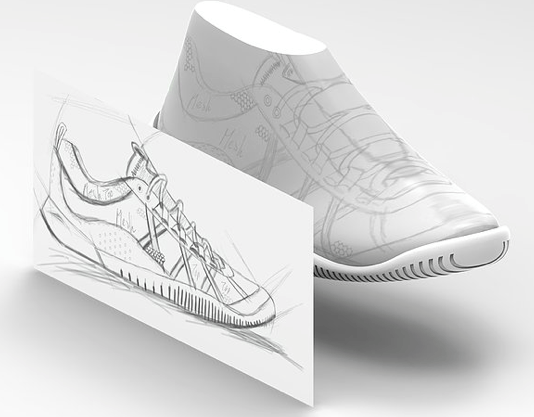 The Future Of Footwear Design F I T With Romans Cad How Shoes Are Made The Sneaker Factory