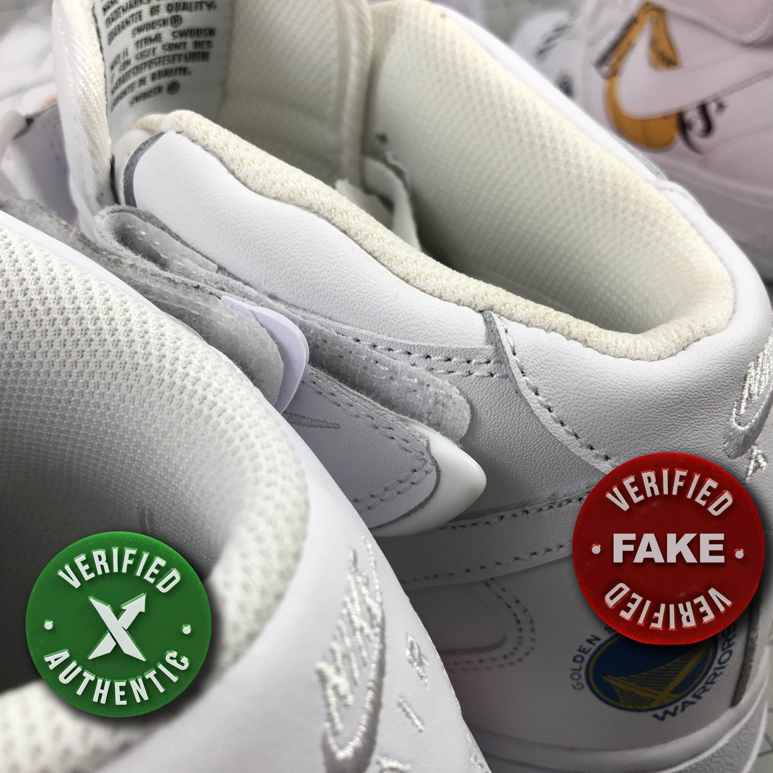 Nike-Fake-Real-Top-Collar - How Shoes