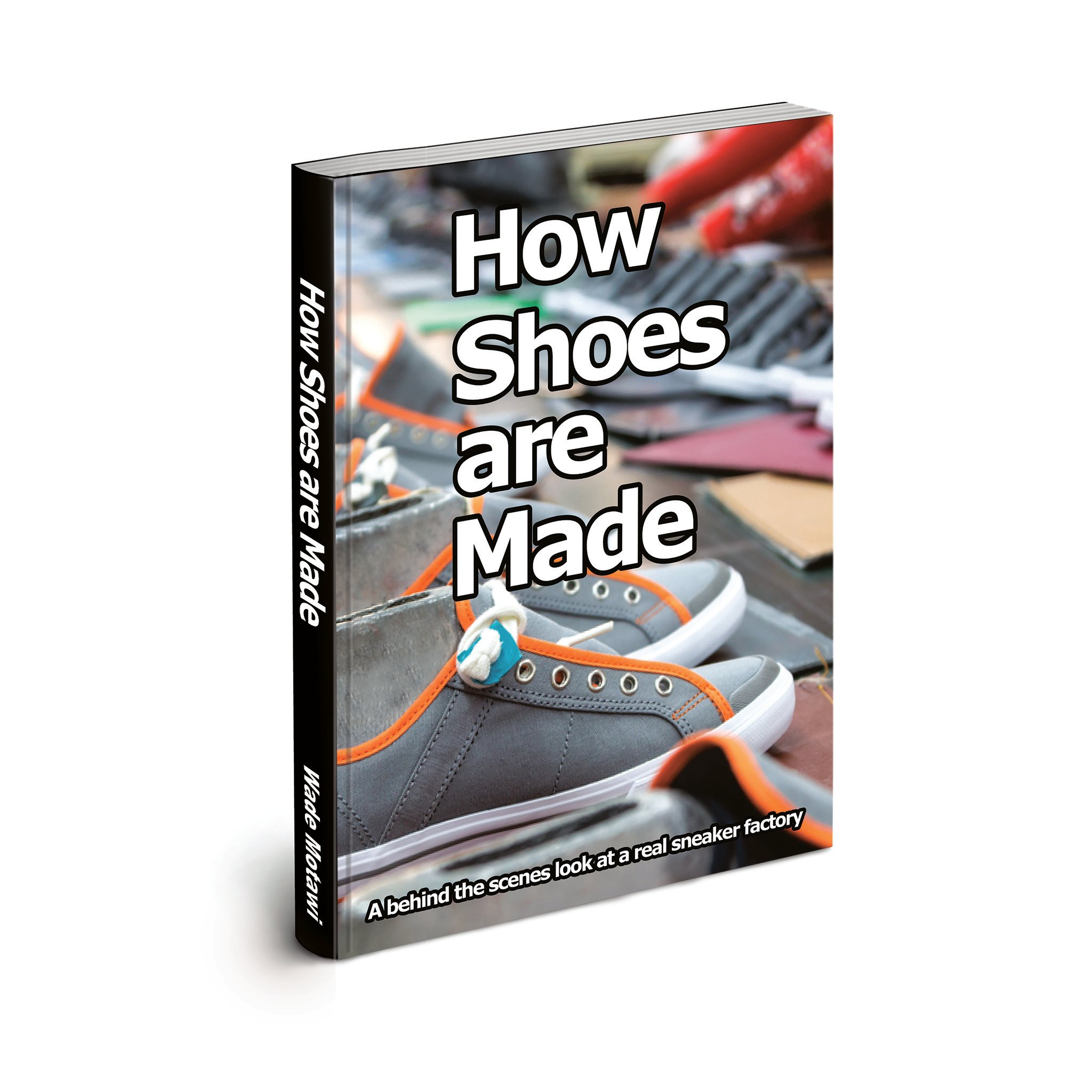 How Shoes are made Book