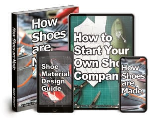 How Shoes are Made Book series written by Wade Motawi