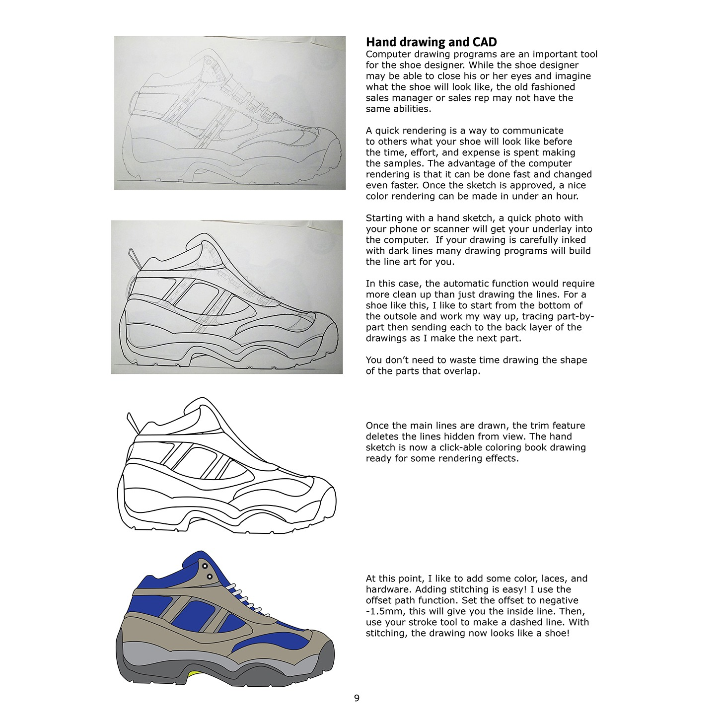 How Shoes are Made PDF - How Shoes are